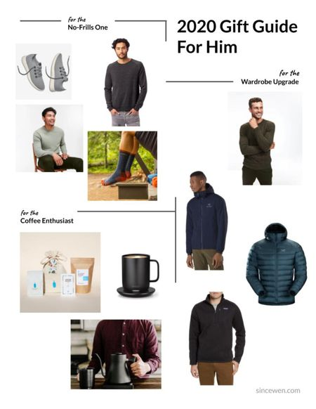2020 Gift guide for him: Last minute gift ideas for the dude(s) in your life - ranging from budget friendly to pricier (but solid!) investments.  #LTKgiftspo #LTKmens #LTKunder100