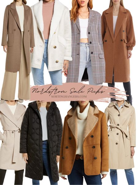 Nordstrom Anniversary Picks (outerwear) perfect for upcoming fall/winter season | sale opens to everyone July 28- August 8. Save your fave products and create your wishlist on nordstrom.com  #LTKsalealert #LTKunder100 #LTKstyletip