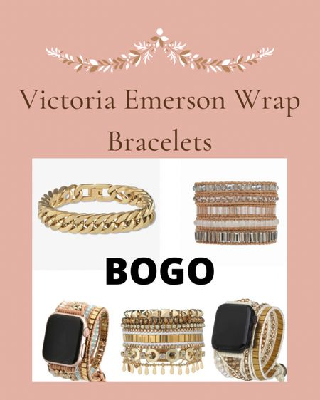 Perfect New Year's Eve wrap bracelets to match with your outfit! Buy one get one free plus free shipping! http://liketk.it/34omU #liketkit @liketoknow.it #LTKNewYear #LTKstyletip #LTKitbag Shop my daily looks by following me on the LIKEtoKNOW.it shopping app
