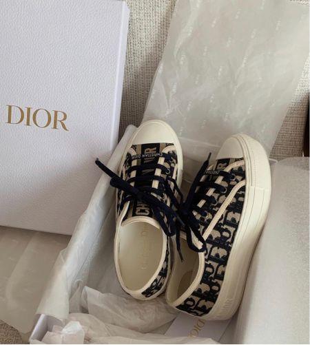 Shoecrush Dior Sneakers #Dior #Diorsneakers   #LTKunder50 #LTKstyletip #LTKshoecrush