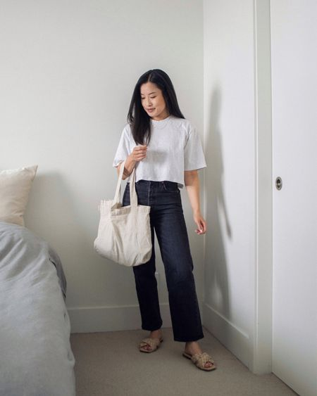 Jeans are back out to play! This pair of Levi's Ribcage Straight Ankle Jeans is one of my favourites and I've linked them here. Also linked are some other available washes ☺️  #LTKunder50 #LTKstyletip #LTKSeasonal