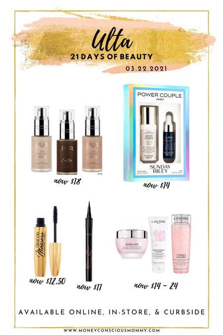 Today's 50% off Beauty Steals!   #LTKsalealert #LTKSpringSale #LTKbeauty