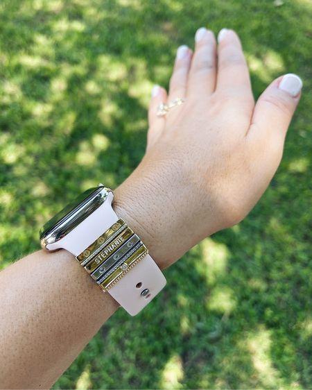 Apple Watch accessories   http://liketk.it/3h2S8 #liketkit @liketoknow.it #LTKunder100 #LTKunder50