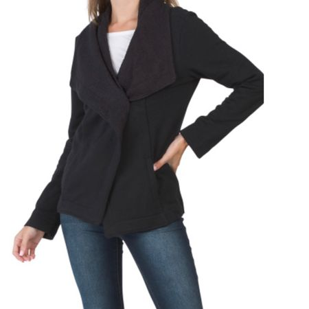 Love the collar on this $16.99 sherpa jacket @liketoknow.it http://liketk.it/3jhTw #liketkit #LTKunder50 #LTKunder100 #LTKfit