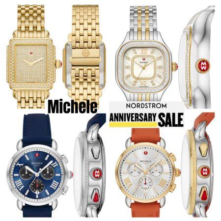 Michele watches on sale   #LTKtravel #LTKstyletip #LTKsalealert