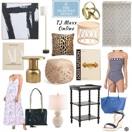 Tj maxx online shopping. Great deals on home accessories , clothing, shoes, and more.   #LTKhome #LTKsalealert #LTKstyletip
