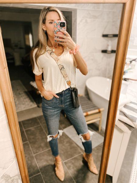 Summer Short Sleeve Loose Casual Tee  Color: Beige/TTS/Small #ifounditonamazon #amazonfashion #amazonfinds #outfitoftheday #ootd #outfitideas #outfitinspo #amazonshirts   http://liketk.it/3pOlU @liketoknow.it #liketkit #LTKbeauty #LTKfit #LTKstyletip #LTKSeasonal