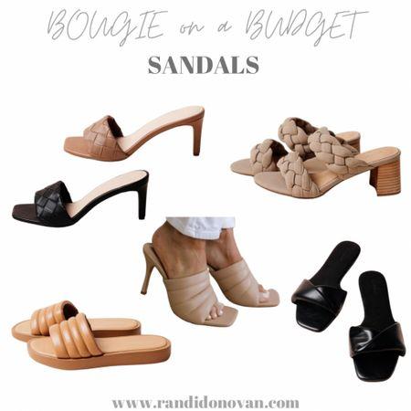 Currently in my cart. Braided sandals.   http://liketk.it/3fmC0 #liketkit @liketoknow.it #LTKshoecrush #LTKunder50 #LTKsalealert