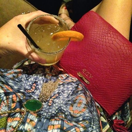 Ending the night with a fruity drink = win! #GoHoustonGNO >> #liketkit www.liketk.it/83eE @liketkit