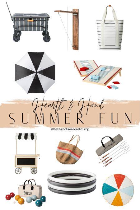 Hearth & Hand Summer Fun http://liketk.it/3dSc1 #liketkit #LTKhome #LTKswim #LTKfamily #LTKsummer #summerfun #familyfun @liketoknow.it @liketoknow.it.home @liketoknow.it.family