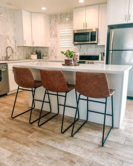Kitchen Inspo🤍 Our counter stools are on sale! http://liketk.it/36Jve @liketoknow.it #liketkit #StayHomeWithLTK #LTKhome #LTKsalealert