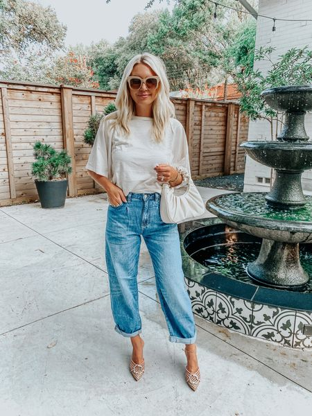 Obsessed with this pair of Pilcro denim from @anthropologie - I'll be living in them this fall! The quality is amazing and they are so flattering! Linked a few other cool pairs here!   #LTKstyletip