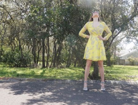 This isn't usually my color but I just love how this pop brightens my fall days. I've linked neon dresses for you - because why not shine all the time? #investmentpiece   #LTKunder100 #LTKstyletip #LTKSeasonal