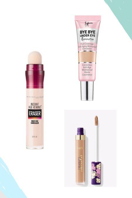 3 of the best under eye concealer for mature skin.    #LTKunder50 #LTKbeauty