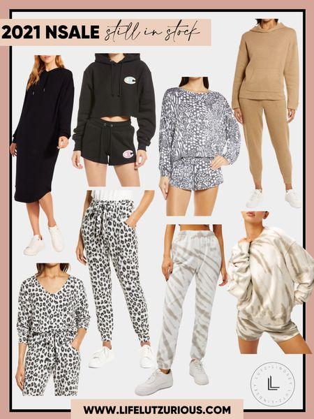 Loungewear still in stock from the Nordstrom sale! #nsale #lounge #cozy   #LTKsalealert #LTKstyletip