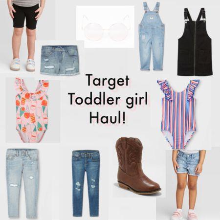 Target toddler girl haul! http://liketk.it/3aNEi #liketkit @liketoknow.it @liketoknow.it.family #LTKunder50 #LTKkids