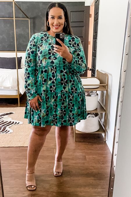 This is the perfect dress for a teacher or anyone in the office  #LTKbacktoschool #LTKSeasonal #LTKcurves