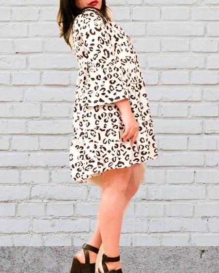 I can't get over this versatile dress. It can be worn so many way. Check out the leather jacket I paired it with    http://liketk.it/3759B #liketkit @liketoknow.it #LTKstyletip #LTKunder50 #LTKSeasonal #amazonfashion #amazonfinds #ltkshoecrush #leopardprint #ltkunder25 #stulishdress #momstyle