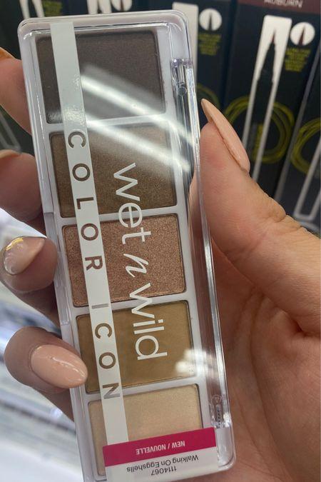 http://liketk.it/3jury #liketkit @liketoknow.it #LTKbeauty #LTKunder50 #LTKunder100 this wet n wild walking on eggshells eyeshadow palette is so amazing