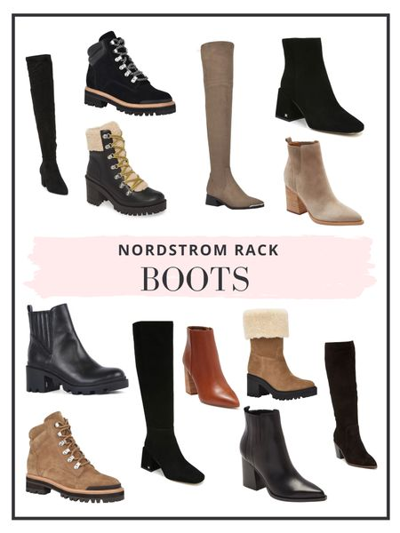 Nordstrom Rack boots and booties on sale now! Marc Fish, Sam Edelman, And Steve Madden! http://liketk.it/3jHhG #liketkit @liketoknow.it #LTKsalealert #LTKshoecrush #LTKunder100