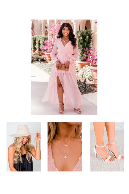 Spring engagement session outfit, spring outfit, pink lily #pinklily   #LTKwedding #LTKunder100 #LTKunder50 http://liketk.it/391JA #liketkit @liketoknow.it