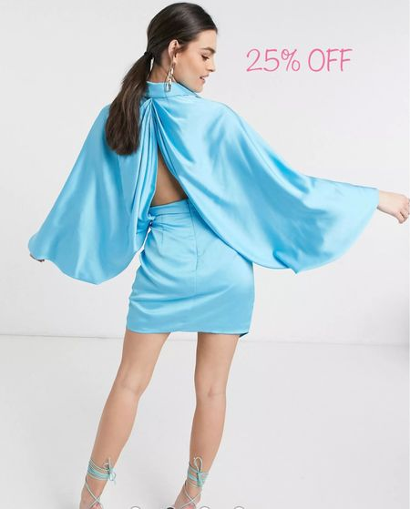 25% OFF everything sale at ASOS! So many cutie dresses✨✨ #sale #ldwsale #dress #summersale #maxidress #minidress #maxidress  #LTKunder100 #LTKunder50 #LTKsalealert