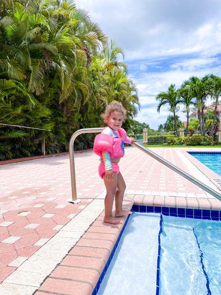 Ready for a Florida summer over here. Loving this swimsuit from Gap kids - similar ones linked.   #LTKSeasonal #LTKkids #LTKswim