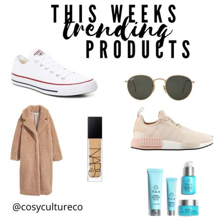 Trending products of the week!  Shoes / beauty / sunglasses / jacket    #LTKbeauty #LTKshoecrush #LTKstyletip
