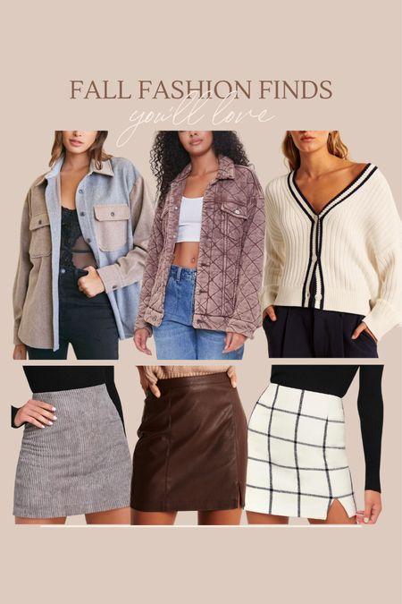 New fall fashion finds!   #LTKSeasonal #LTKunder100 #LTKstyletip