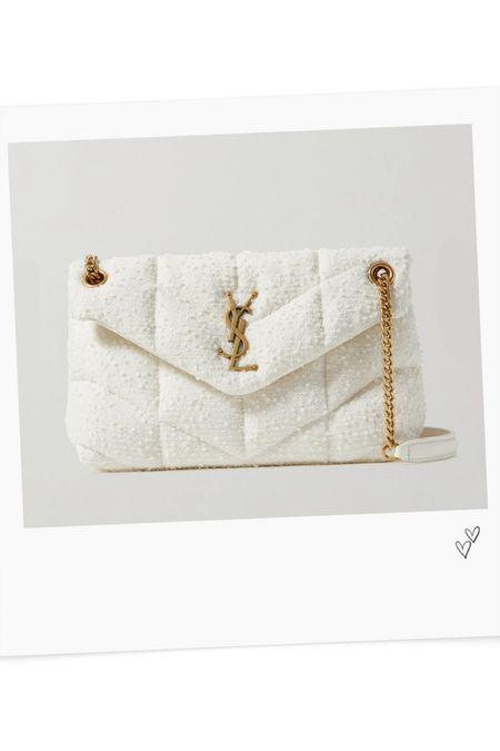 designer handbag for fall / winter  YSL handbag  designer handbag  #LTKitbag