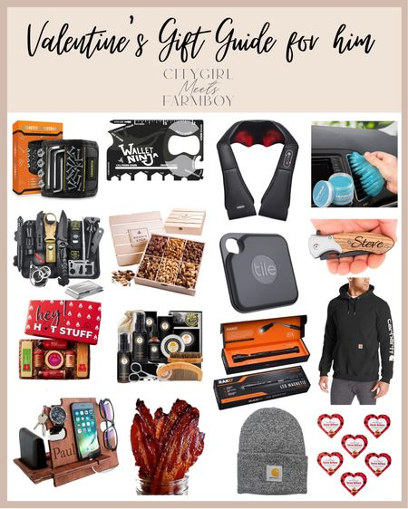 Valentine's Gift Guide for Him!❤️  City Girl Meets Farm Boy | #citygirlmeetsfarmboy #LTKVDay #LTKmens #LTKunder50 @liketoknow.it #liketkit http://liketk.it/374CF