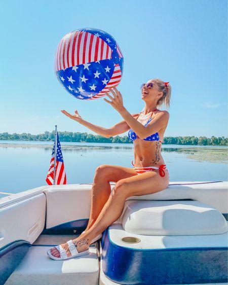 🇺🇸 Happy Memorial Day! Honor and remember. http://liketk.it/3gxUB   Swimsuit linked in bio with @liketoknow.it    #liketkit #targetstyle #targetswim #memorialday2021 #bikiniseason #summerinmichigan