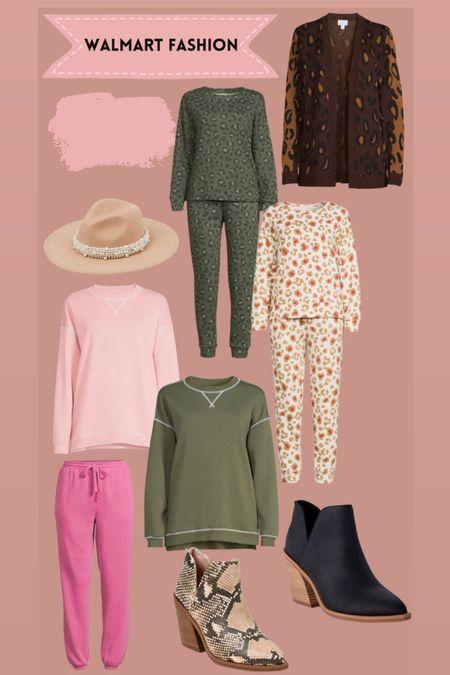 Walmart fashion finds  Cardigan  Loungewear  Fall hat   #LTKSeasonal #LTKstyletip #LTKunder50