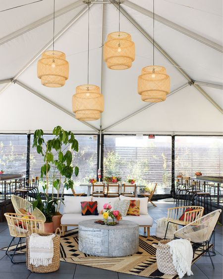 A rooftop affair we designed in San Francisco on a beautifil sunny day!  We give you many options here to have this design come to life in your home.   http://liketk.it/2VTSO #liketkit @liketoknow.it #LTKhome #StayHomeWithLTK @liketoknow.it.home