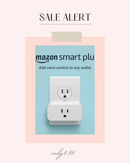 """Amazon Finds!   This plug is only .99 with code """"plug""""  #amazonfinds #amazon #home #amazonhome  #LTKhome #LTKunder50 #LTKsalealert"""