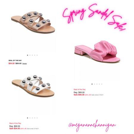 Spring Sandals! #sandals #sandalssale #summer http://liketk.it/3frtO #liketkit @liketoknow.it
