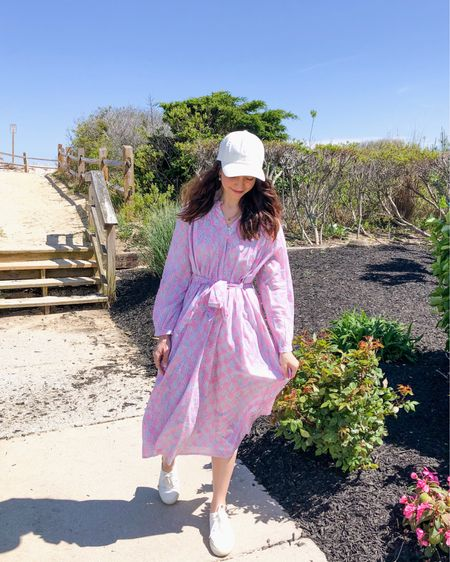 I would wear a cotton dress with sneakers every day if I could. Definitely my dream outfit, especially for spring & summer. What would you wear on repeat if budget wasn't an issue?! http://liketk.it/3eRmo #liketkit @liketoknow.it #LTKshoecrush #LTKstyletip #LTKsustainablestyle #sustainablestyle #springstyle #LTKseasonal #summerstyle