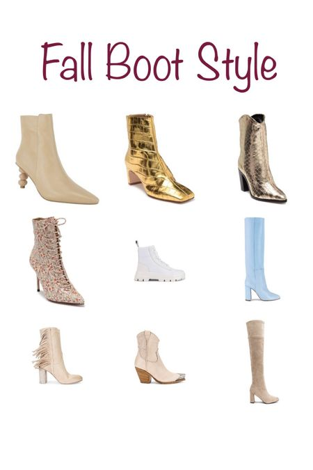 Amazing boots and all Under $150✨ #boots #booties #fallshoes #fallboots #cowboyboots #ankleboots #thighhigh  #LTKSeasonal #LTKshoecrush #LTKunder100