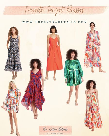 Favorite Target Dresses   http://liketk.it/3fTLJ #liketkit @liketoknow.it #LTKunder100 #LTKstyletip