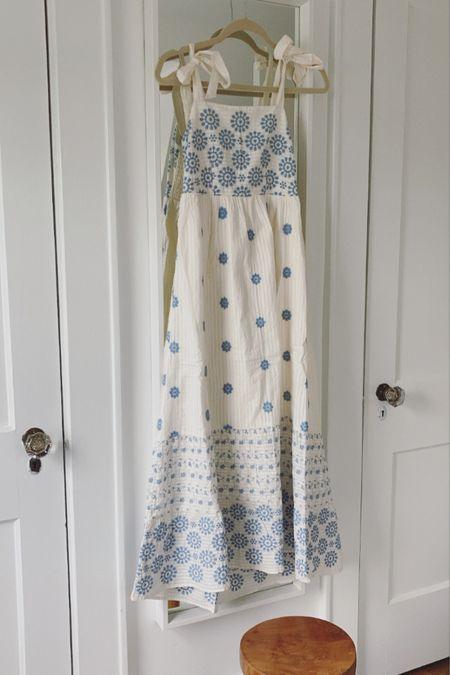 easy summer dress 💙🤍 #liketkit @liketoknow.it http://liketk.it/3e9qC #LTKunder100