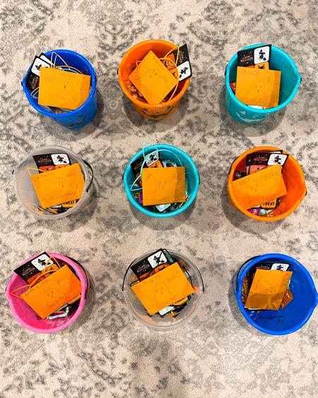 boo baskets for Halloween! http://liketk.it/2Ynf3 #liketkit @liketoknow.it