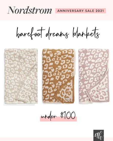 Barefoot dreams blanket on sale during the Nordstrom Anniversary Sale http://liketk.it/3jMbn #liketkit @liketoknow.it #LTKsalealert