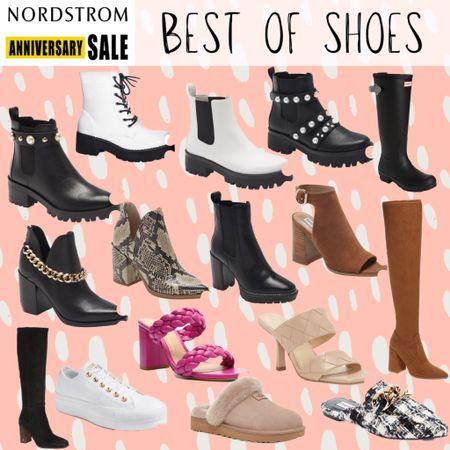 #nsale Nordstrom anniversary sale shoes, sandals, booties, LTK boots, over the knee, Uggs ugh slippers sneakers   #LTKsalealert #LTKunder100 #LTKshoecrush
