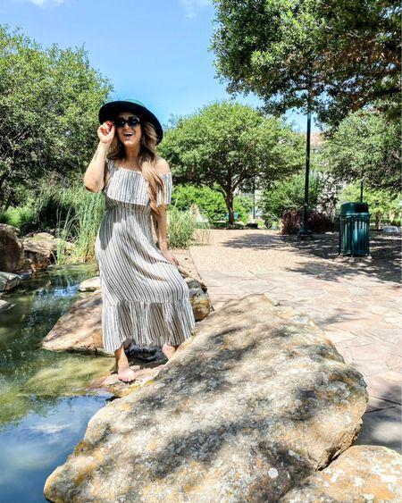 Summer dress love 😍   http://liketk.it/3iAIP #liketkit @liketoknow.it #LTKunder100 #LTKstyletip #LTKsalealert