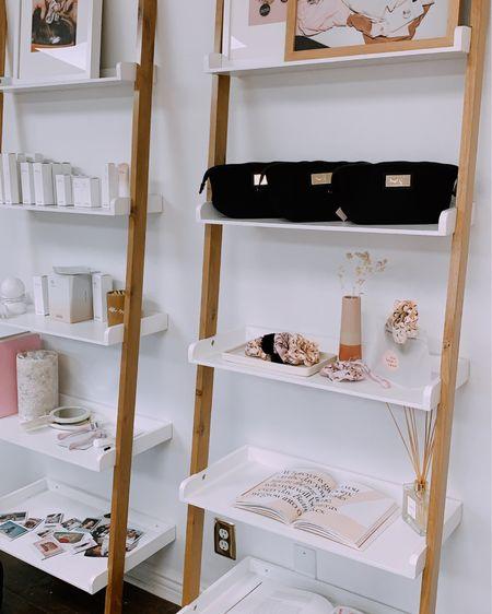 Retail shelving for lash space http://liketk.it/392UB #liketkit @liketoknow.it