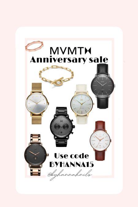 MVMT anniversary sale (use code BYHANNA15) 🎉 #mvmt #mvmtforher #mvmtsale  #LTKunder50 #LTKsalealert #LTKstyletip
