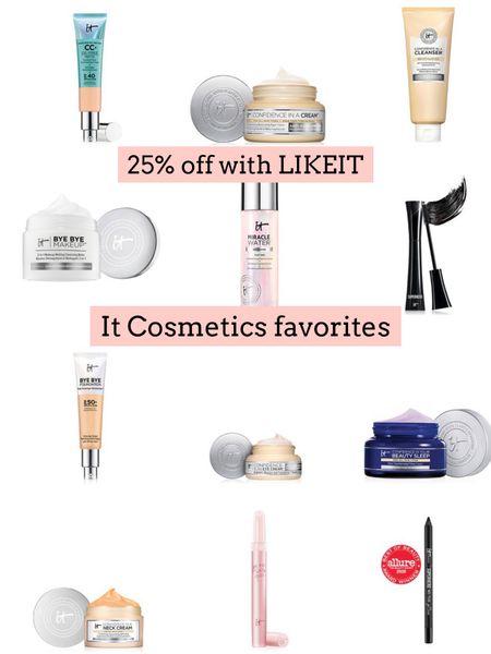 It cosmetics sale   #LTKbeauty #LTKSale #LTKsalealert
