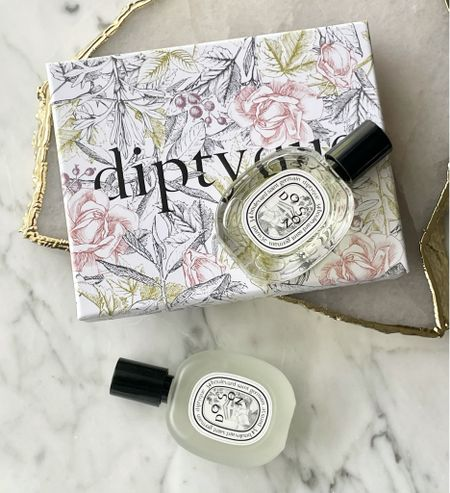 Diptyque Do Son is a gorgeous Tuberose, Jasmine, and Orange Blossom fragrance. A few of these sets are still available.   #LTKunder100 #LTKbeauty