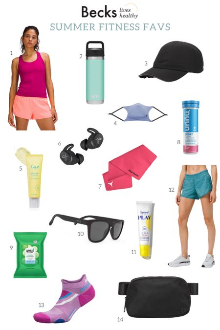 Whether you're hitting the beach or the trails, you won't want to forget these summer essentials! #liketkit #LTKfit #LTKfitness #LTKsummer #LTKunder50 @liketoknow.it   http://liketk.it/3gCGm