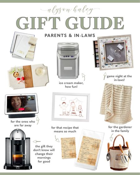 Parent gifts, gifts for in laws, 2021 gift guide  #LTKHoliday #LTKSeasonal #LTKGiftGuide